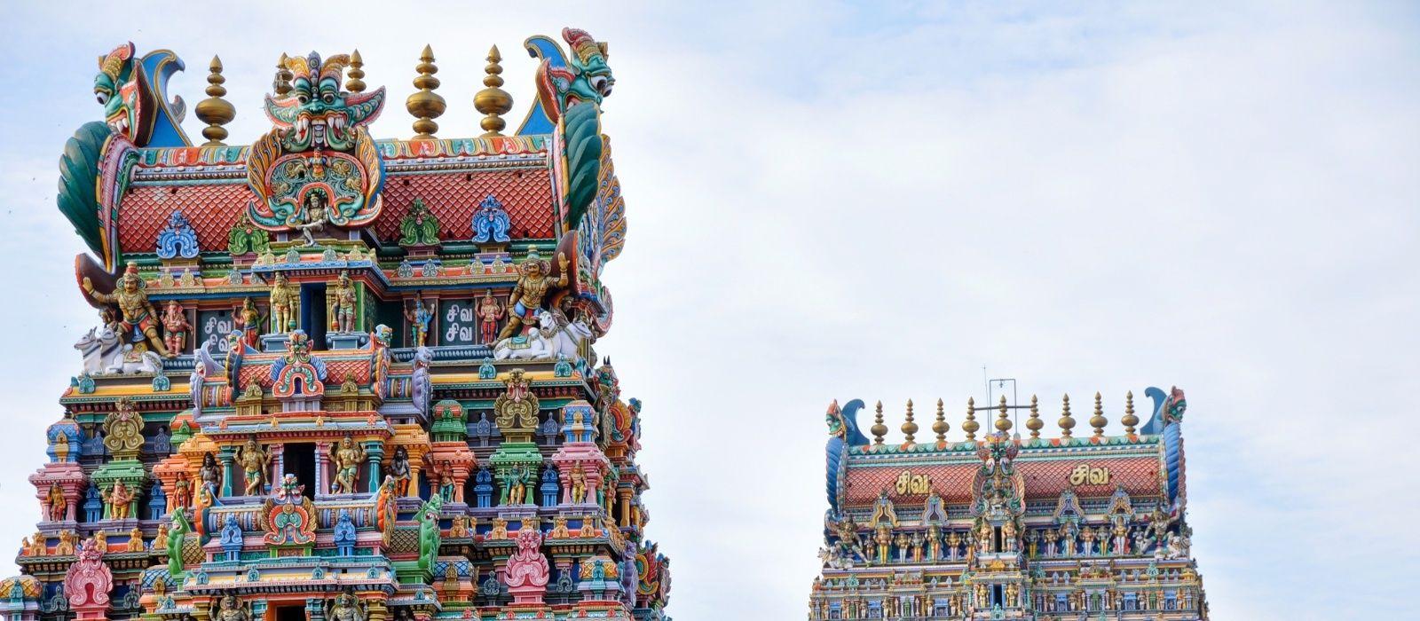Südindien: Tempel, Traditionen & Kulinarik Urlaub 6