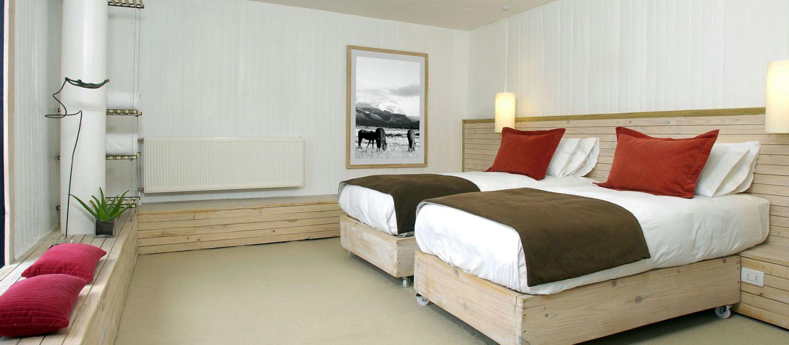 Hotel  Indigo Patagonia Chile