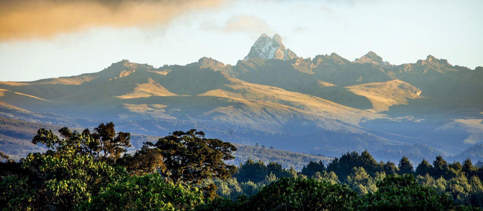 Mount Kenia Karte.Reiseziel Mount Kenya In Kenia Enchanting Travels