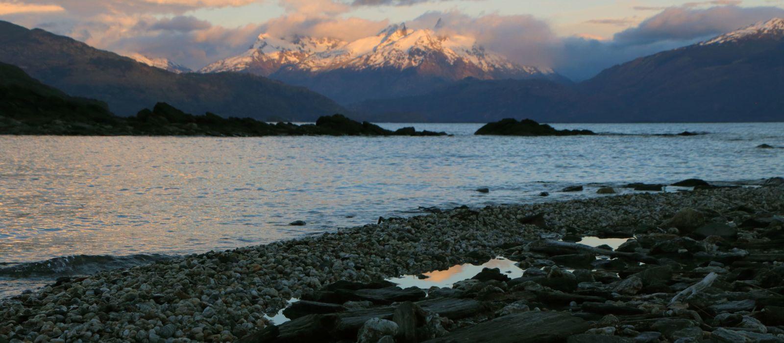 Destination Puerto Guadal Chile