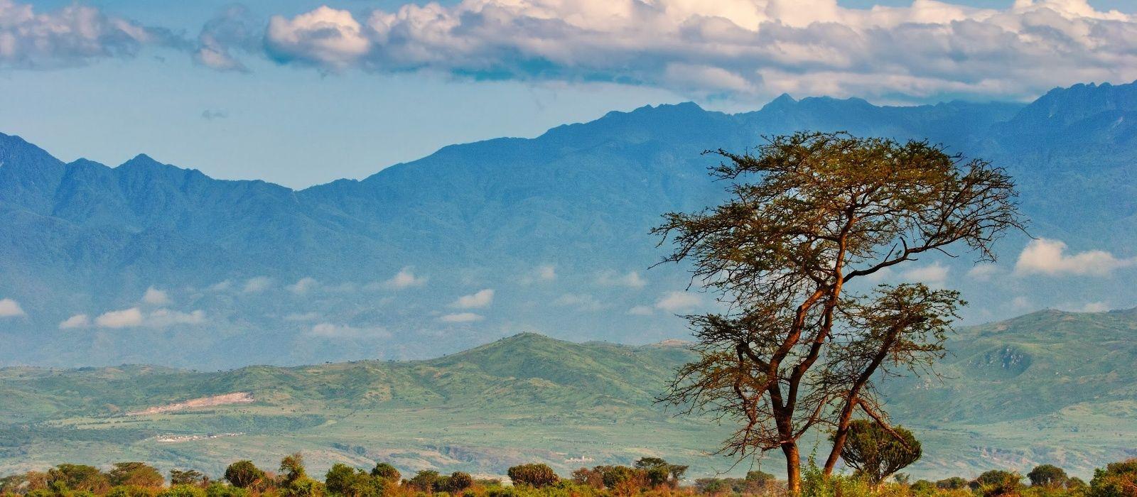 Destination Queen Elizabeth Uganda