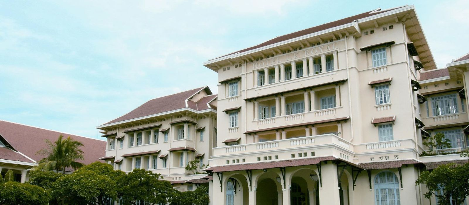 Hotel Raffles  Le Royal Cambodia