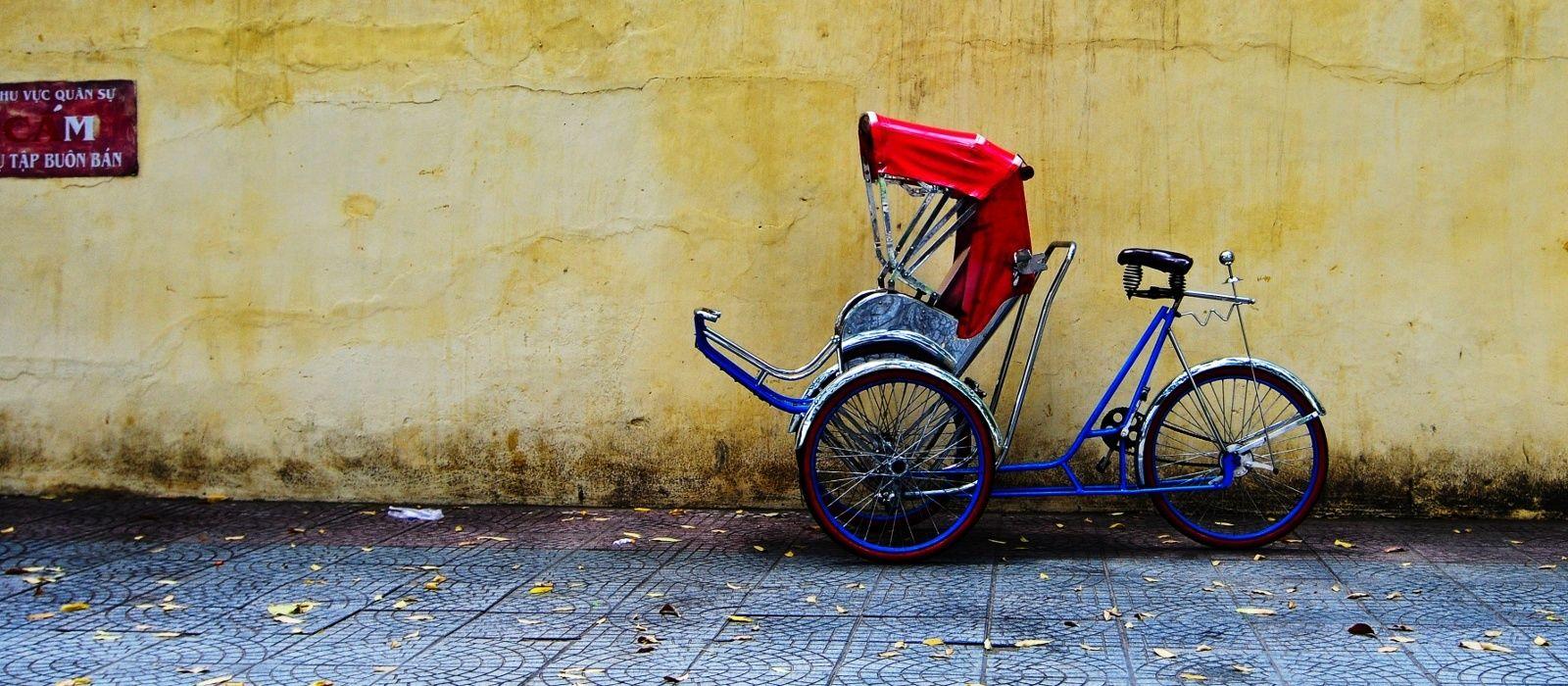 Reiseziel Ho Chi Minh Stadt (Saigon) Vietnam