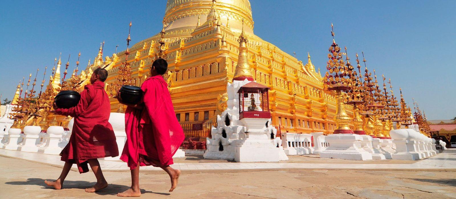 Destination Bagan / Ayeyarwady Myanmar