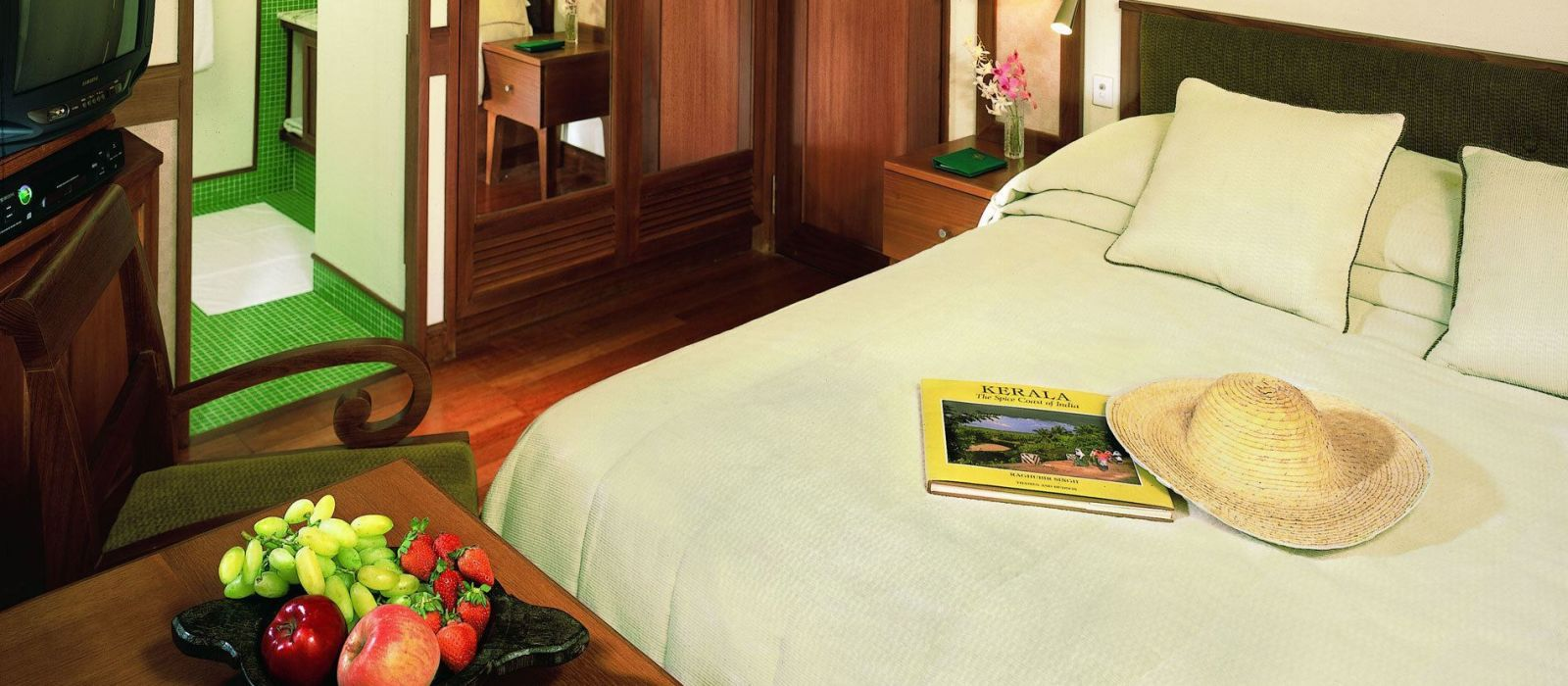 Hotel The Oberoi Motor Vessel Vrinda South India