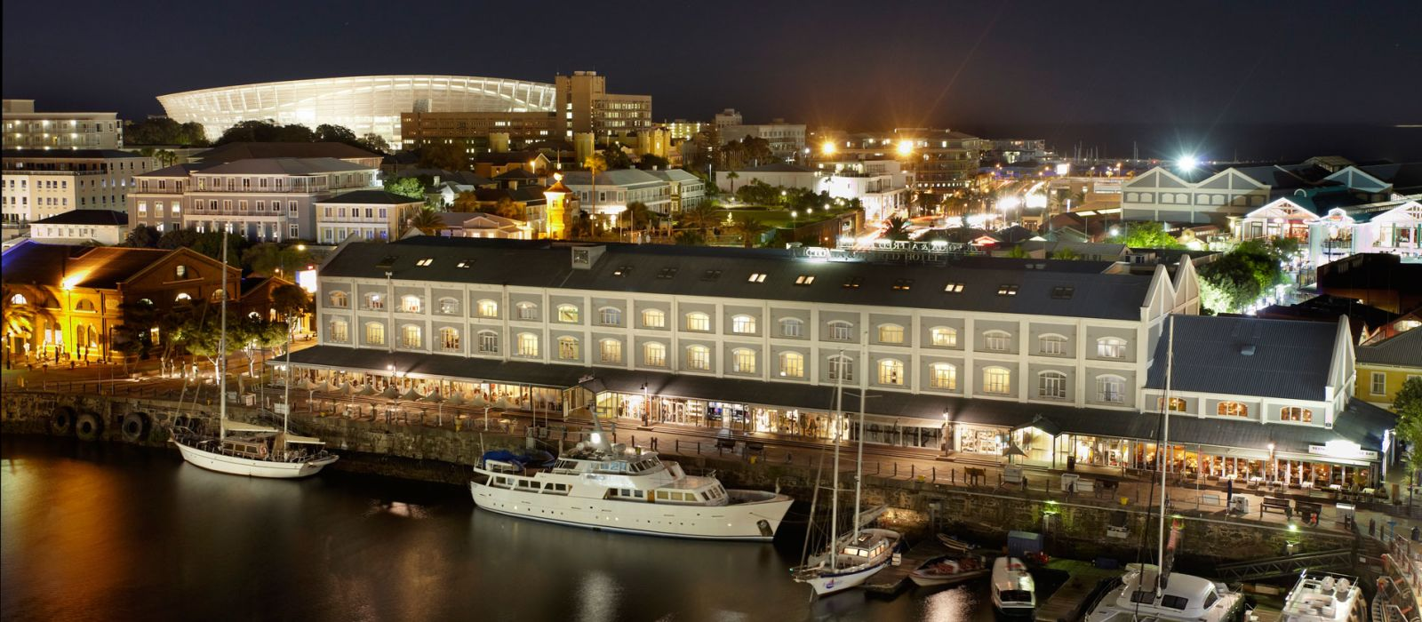 Hotel Victoria & Alfred Waterfront South Africa