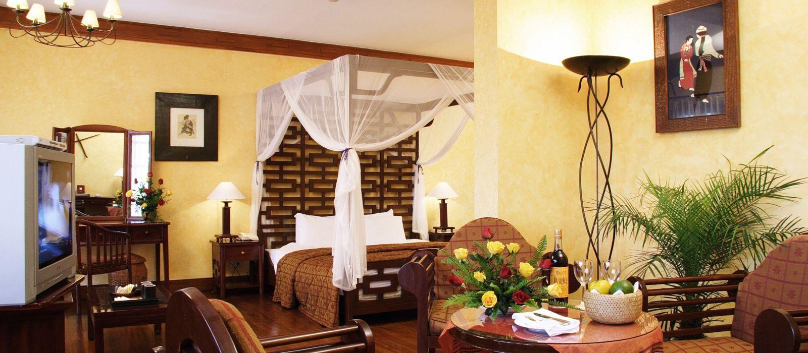 Hotel Victoria Sapa Resort & Spa Vietnam