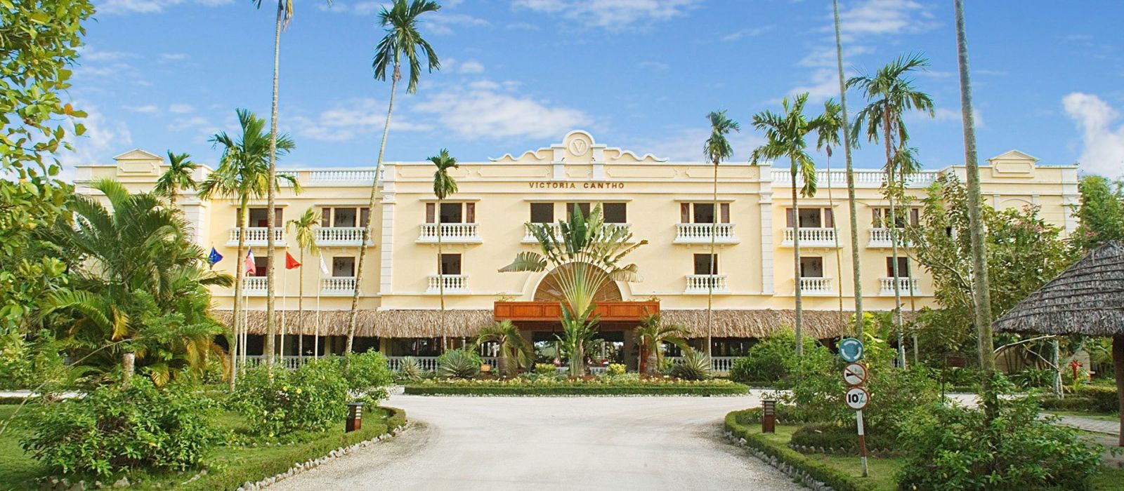 Hotel Victoria Can Tho Vietnam