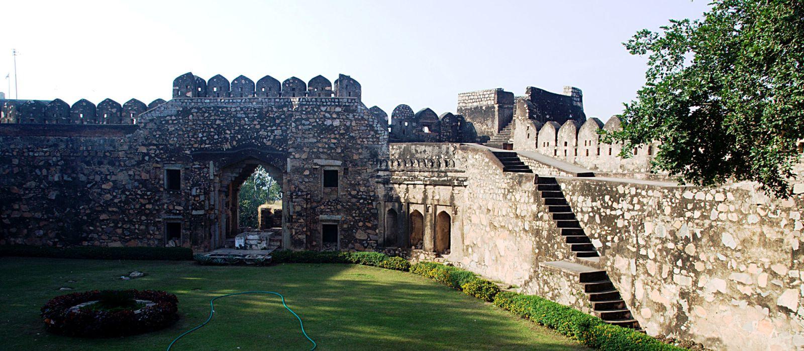 Destination Jhansi North India