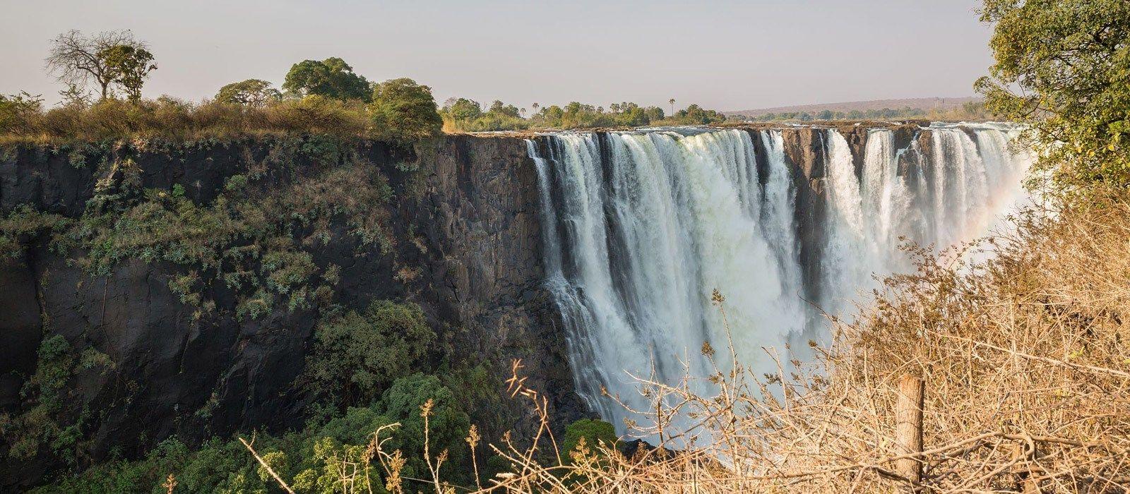 Simbabwe & Botswana: Majestätische Wasserwelten Urlaub 1