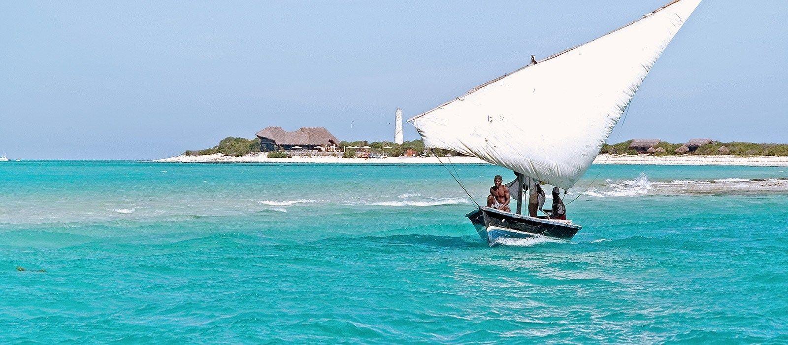 Destination Quirimbas Mozambique