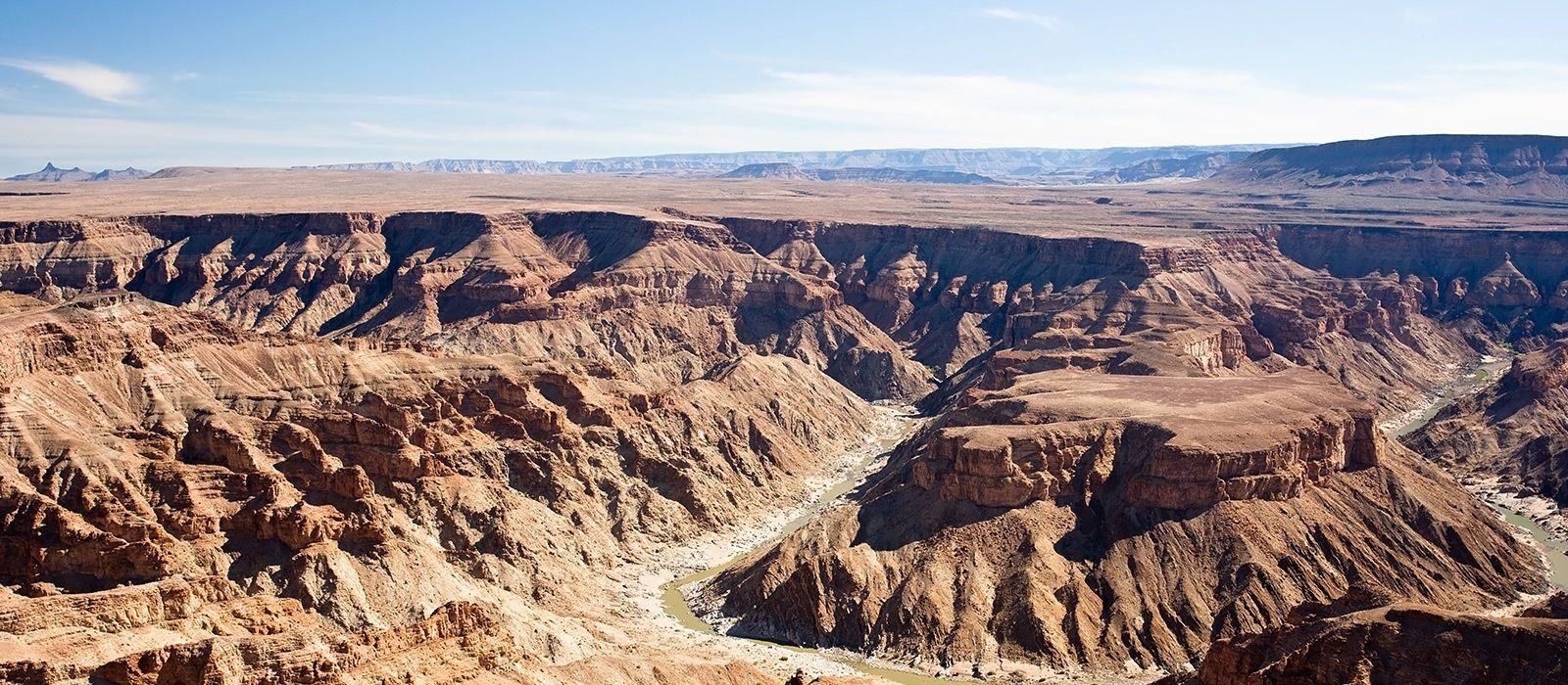 Reiseziel Fish River Canyon Namibia