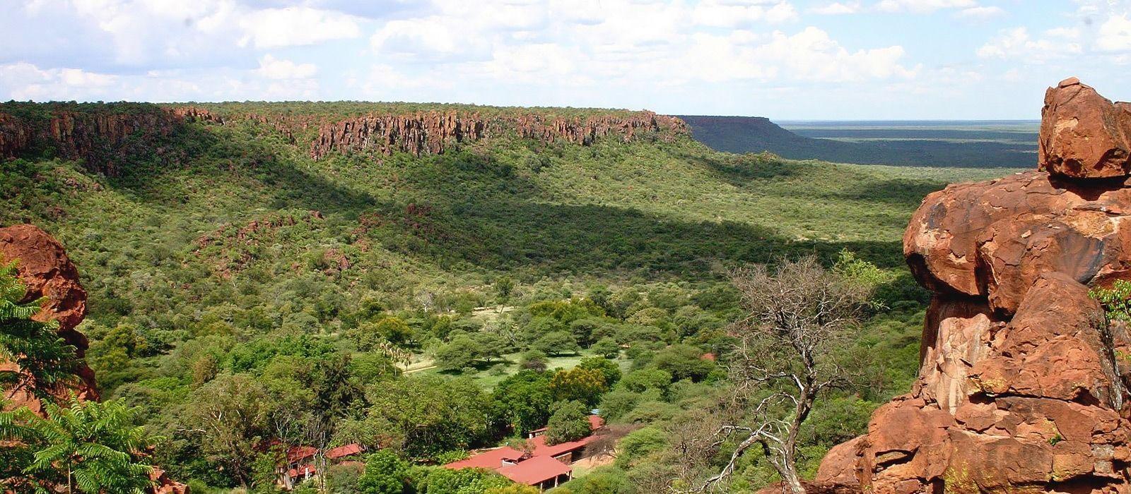 Classic Namibia and Botswana Overland Tour Trip 4
