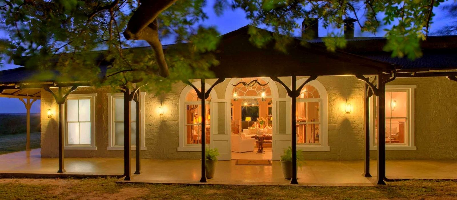 Hotel Kirkman's Camp South Africa