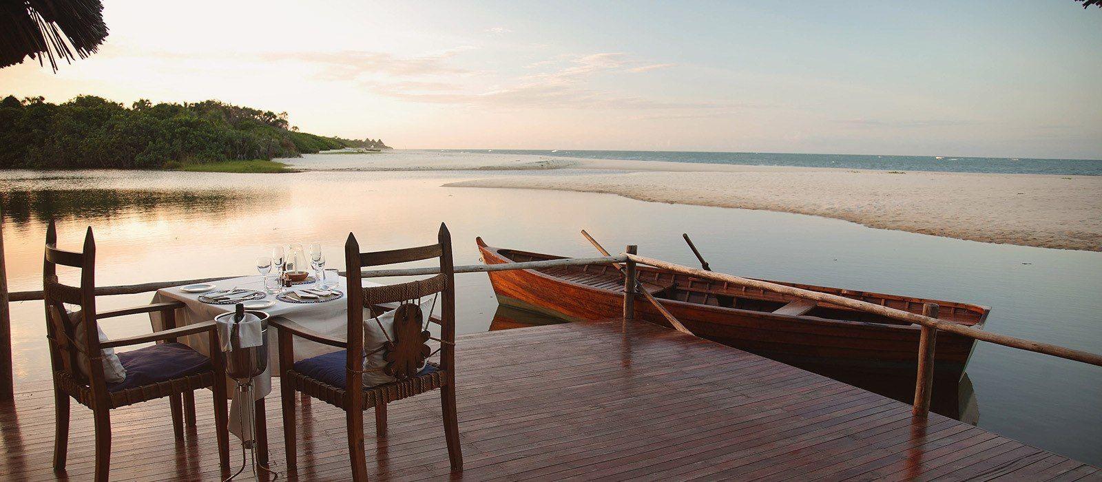 Reiseziel Ras Kutani Tansania