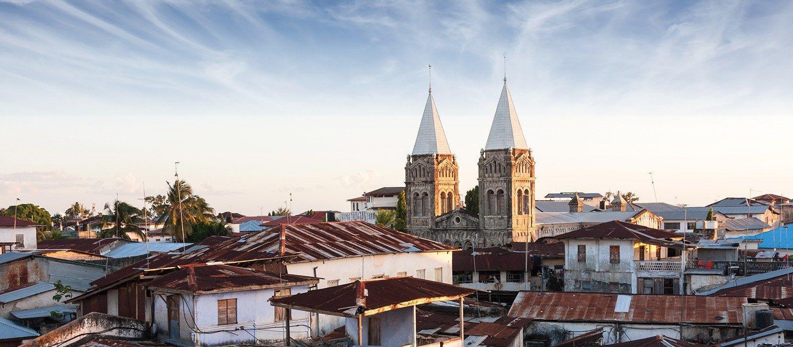 Destination Zanzibar Stone Town Tanzania