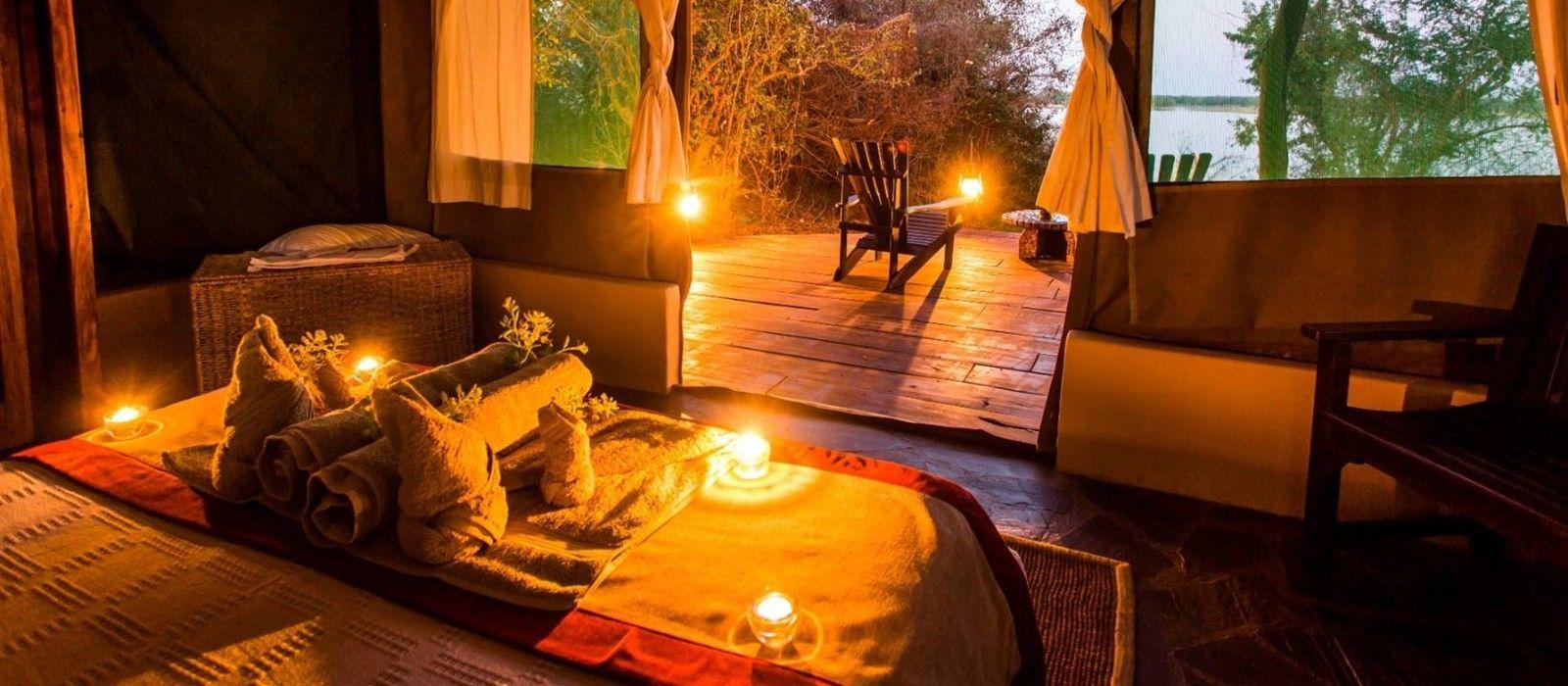Hotel Kasaka River Lodge Zambia