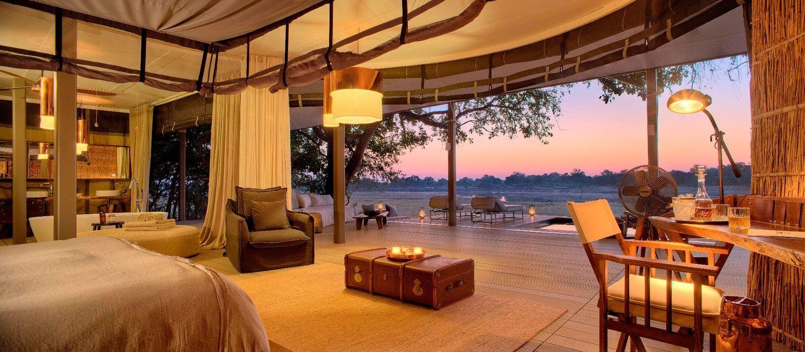 Hotel Chinzombo Lodge Zambia
