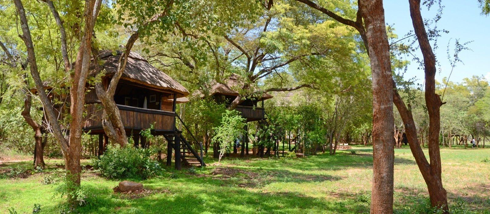 Hotel Ivory Lodge Hwange Simbabwe
