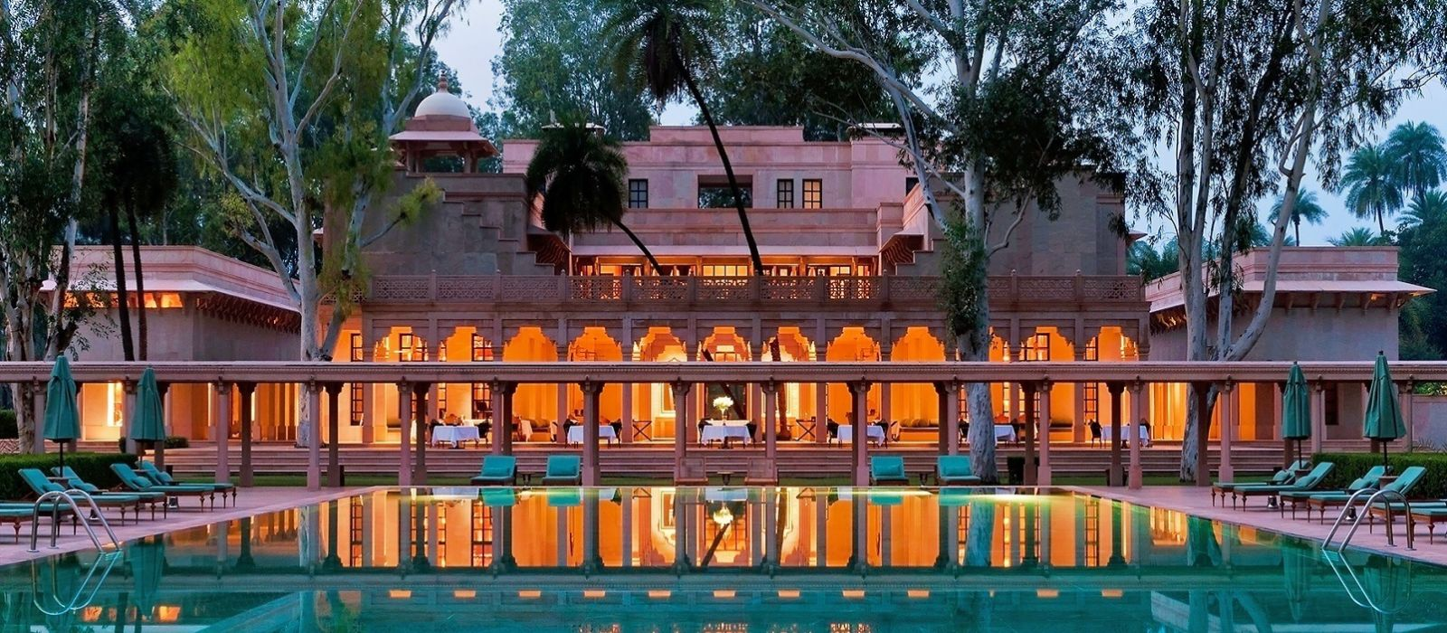 Hotel Amanbagh North India
