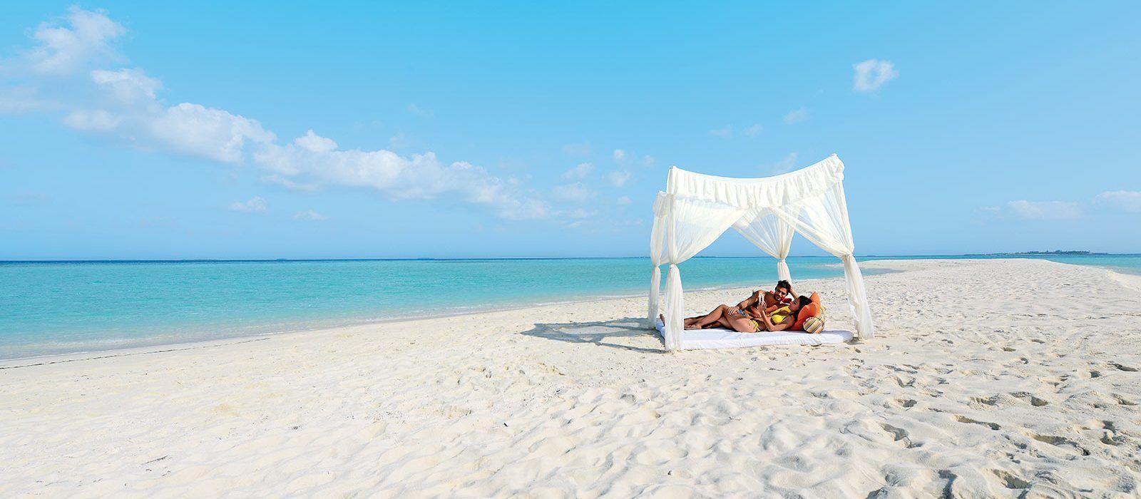 Hotel Kanuhura – Sun Resorts Malediven