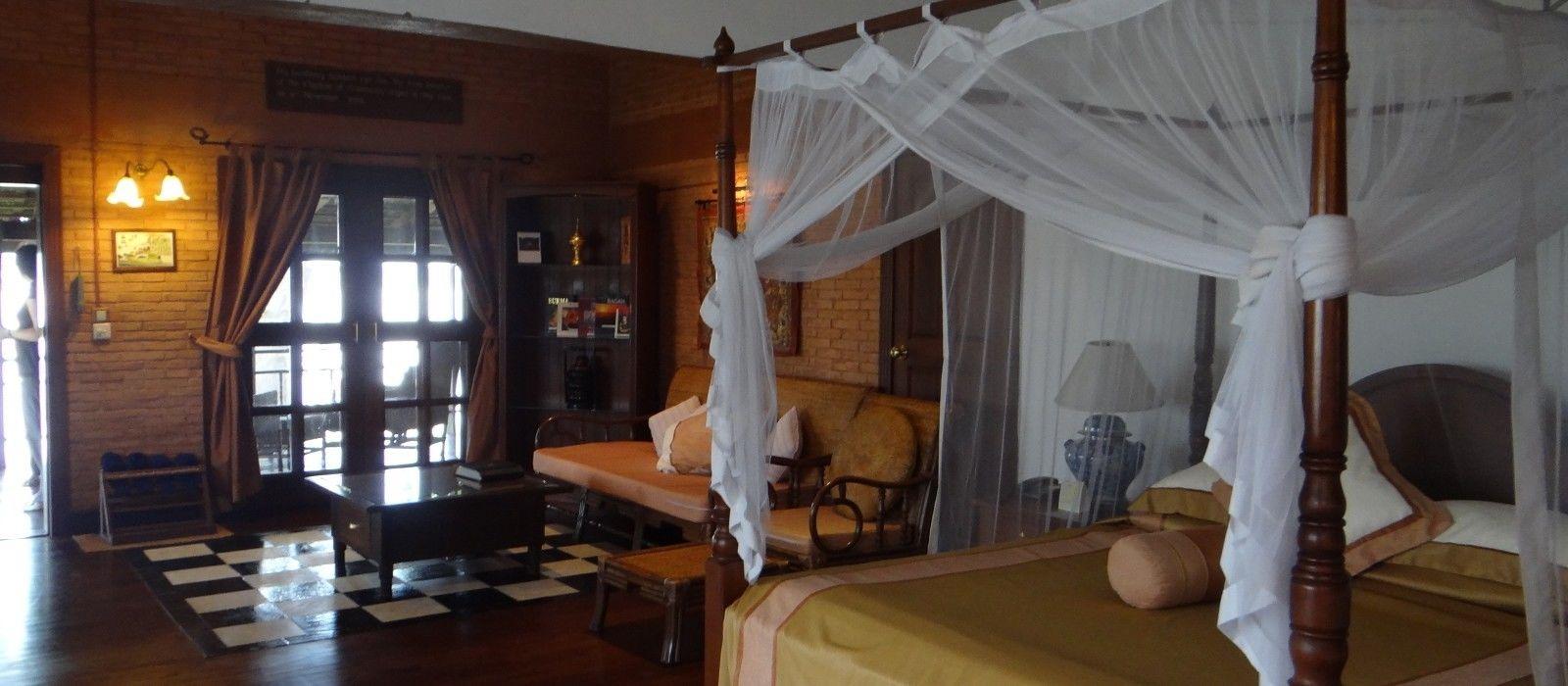 Hotel Thiripyitsaya Sakura (Bagan) Myanmar