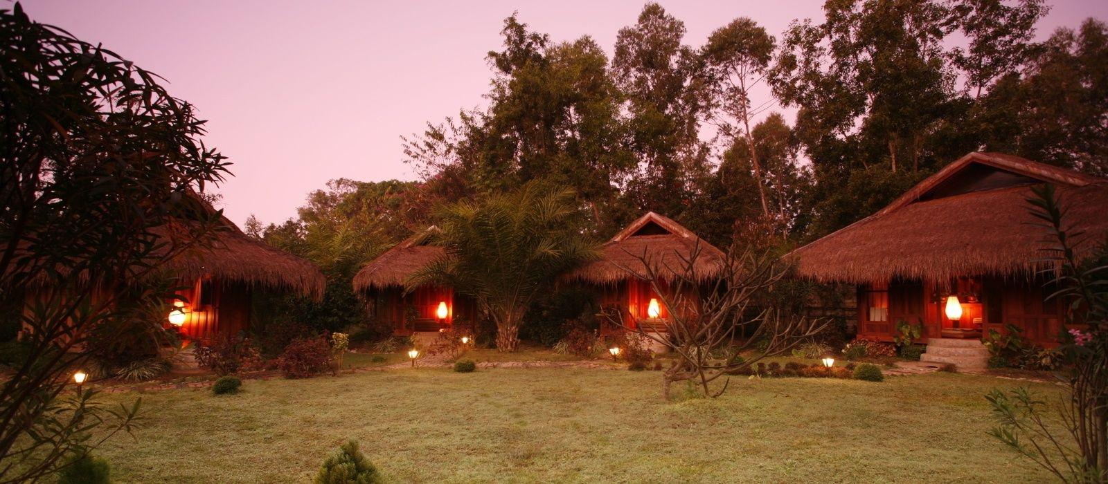 Hotel Inle Resort & Spa Myanmar