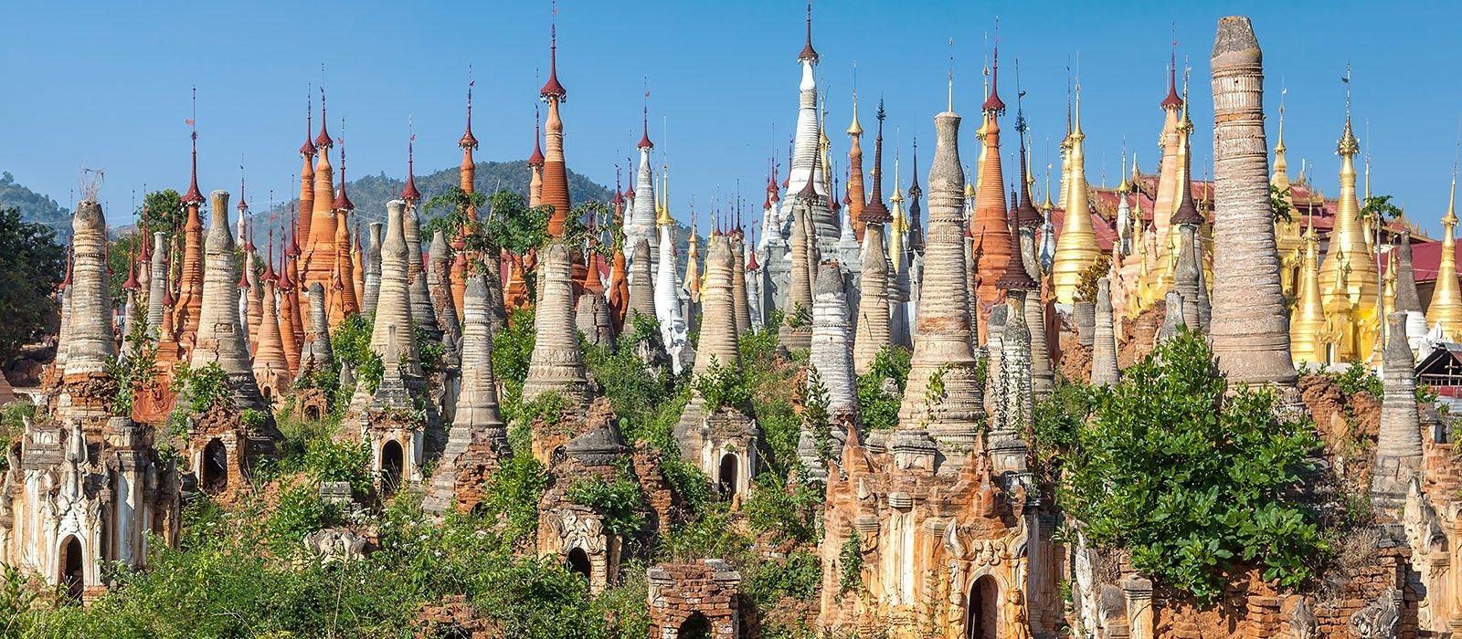 Reiseziel Kalaw Myanmar