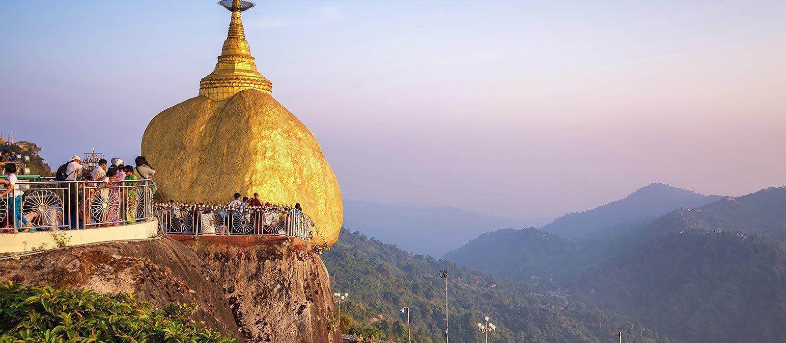 Myanmars unentdeckter Süden Urlaub 2