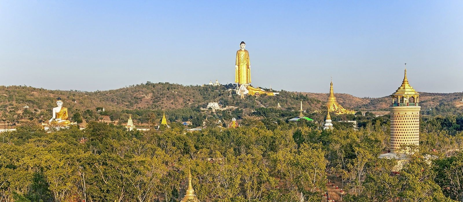 Kultur und Landschaften im Herzen Myanmars Urlaub 2