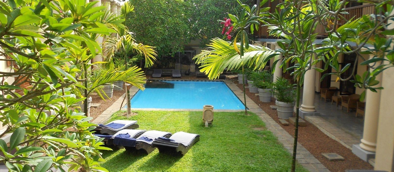 Hotel Galle Fort  Sri Lanka