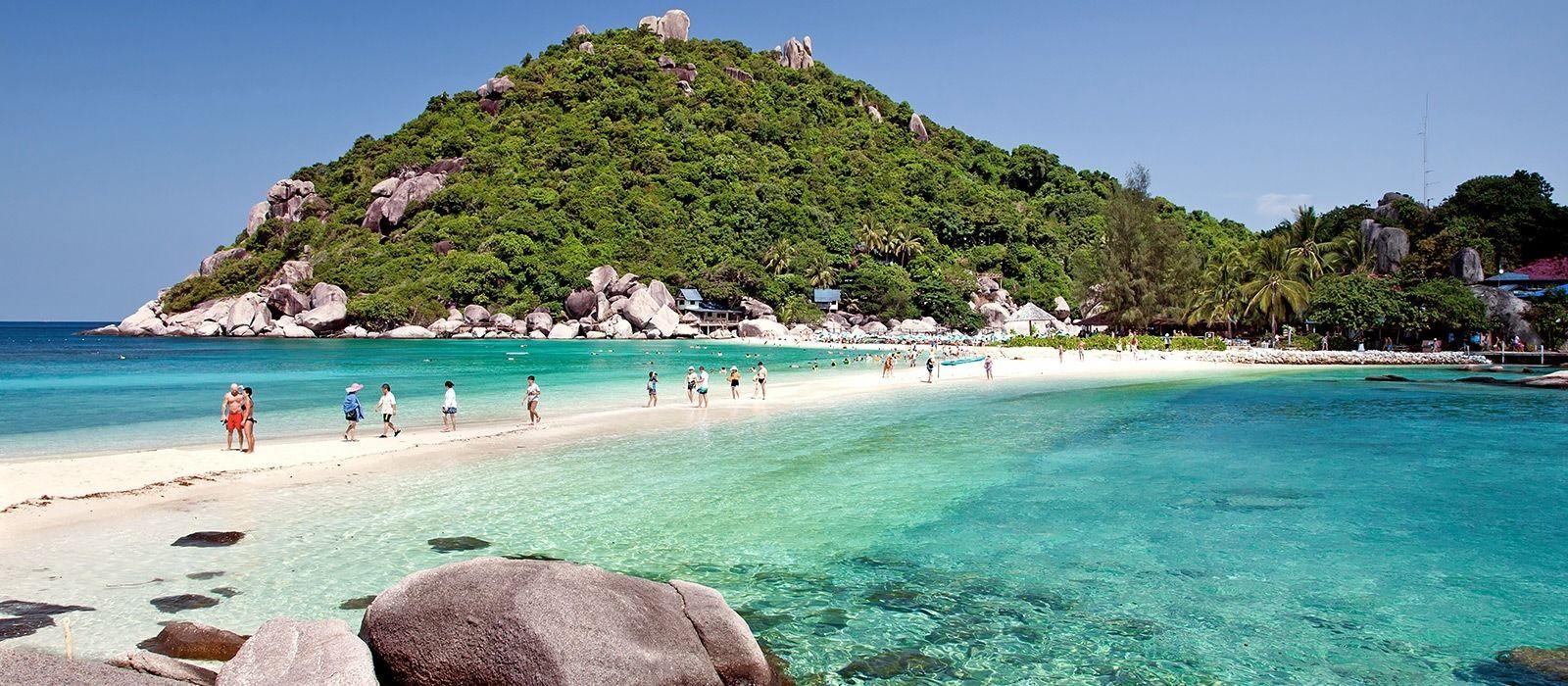 Destination Koh Tao Thailand