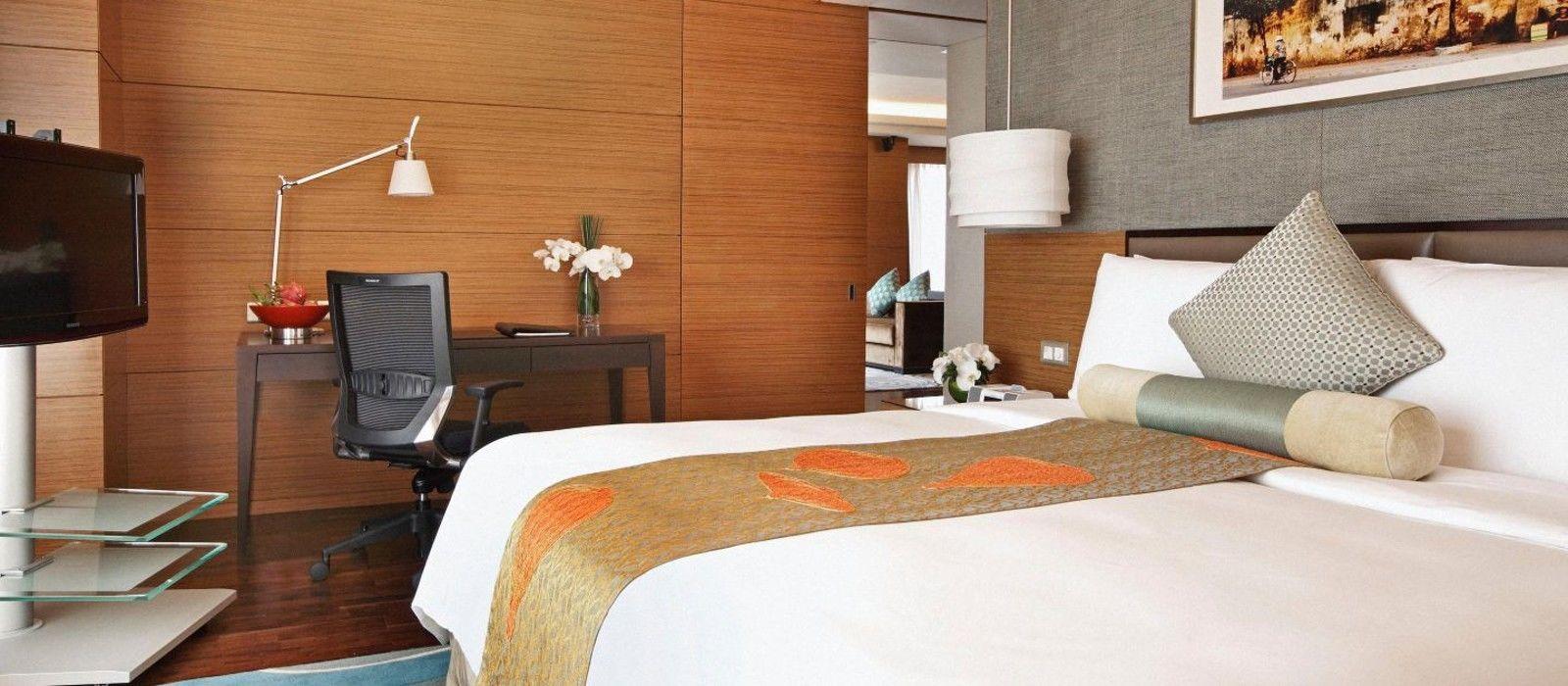 Hotel IC Asiana Saigon (Ho Chi Minh City) Vietnam