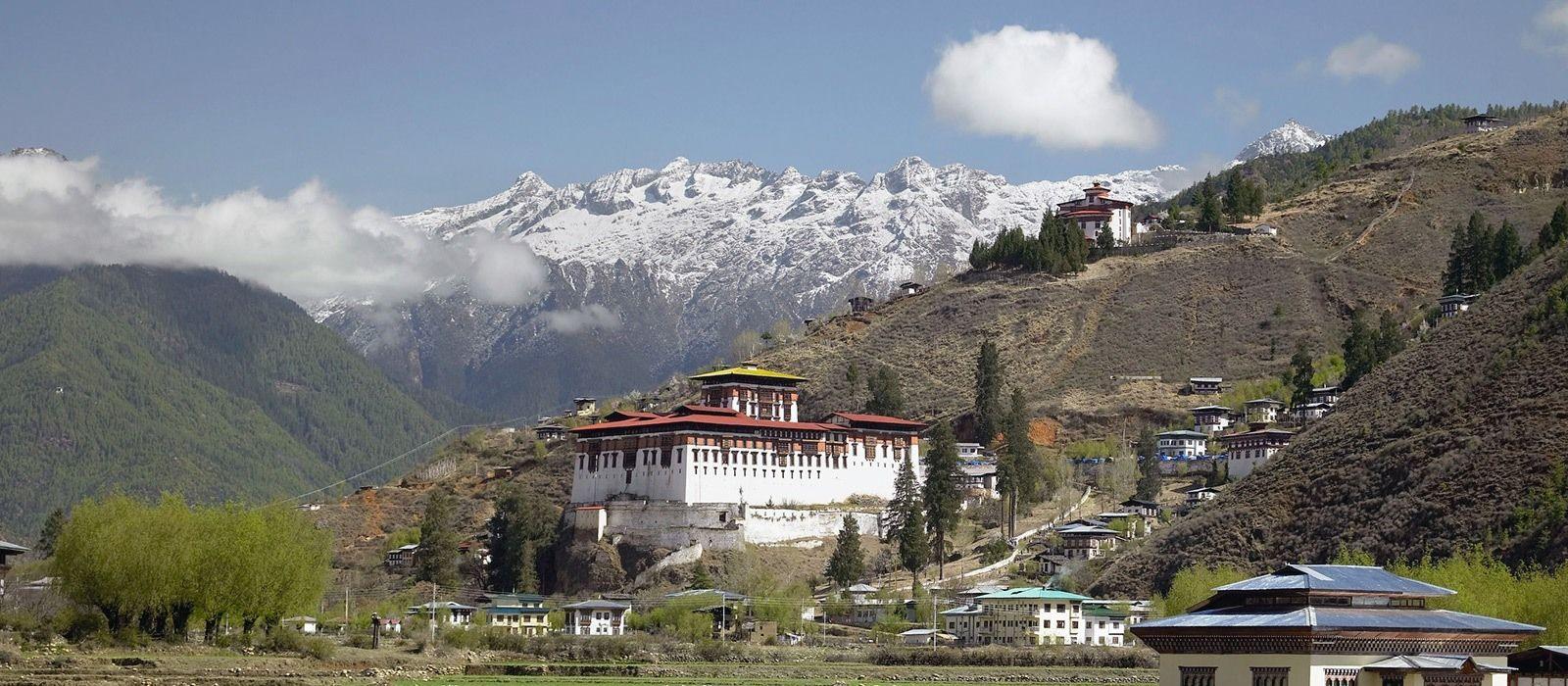 Bhutan: Auf den Spuren des Glücks Urlaub 3