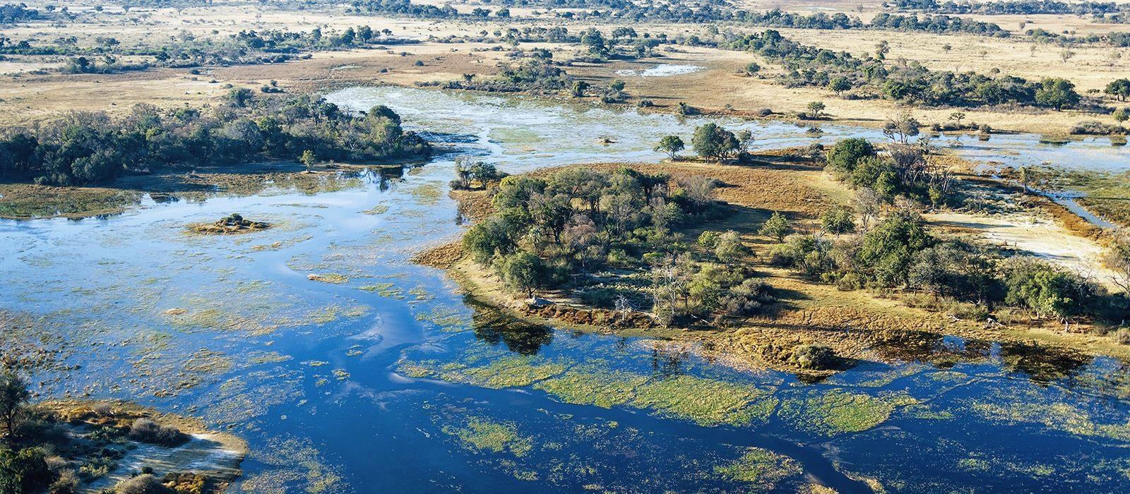 Naturreise in Simbabwe & Botswana: Wasserfälle & Wasserwege Urlaub 4