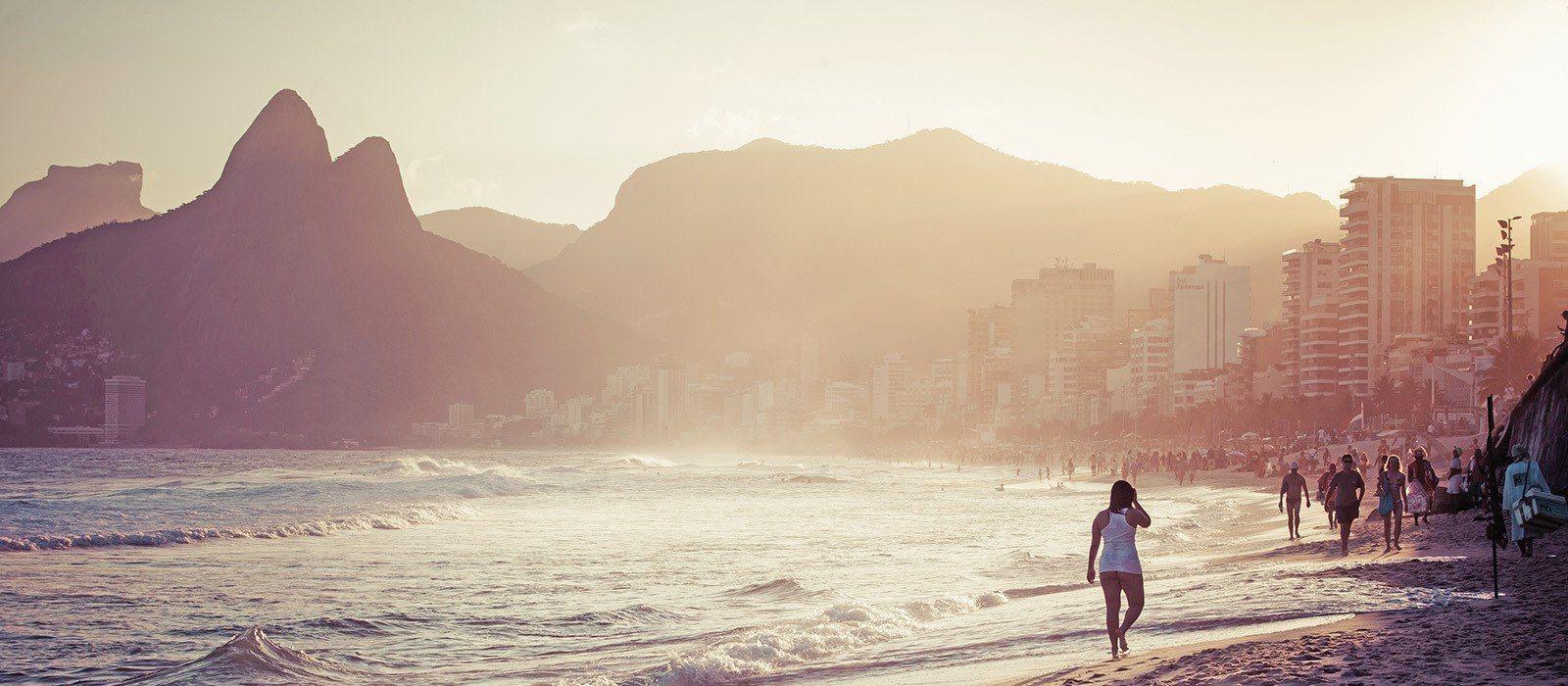 Brazil's Beaches, Rio and the Amazon Tour Trip 2