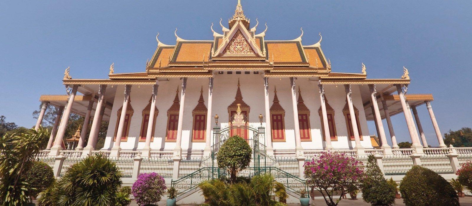 Kambodscha Kulturreise: Das Erbe von Angkor Urlaub 5