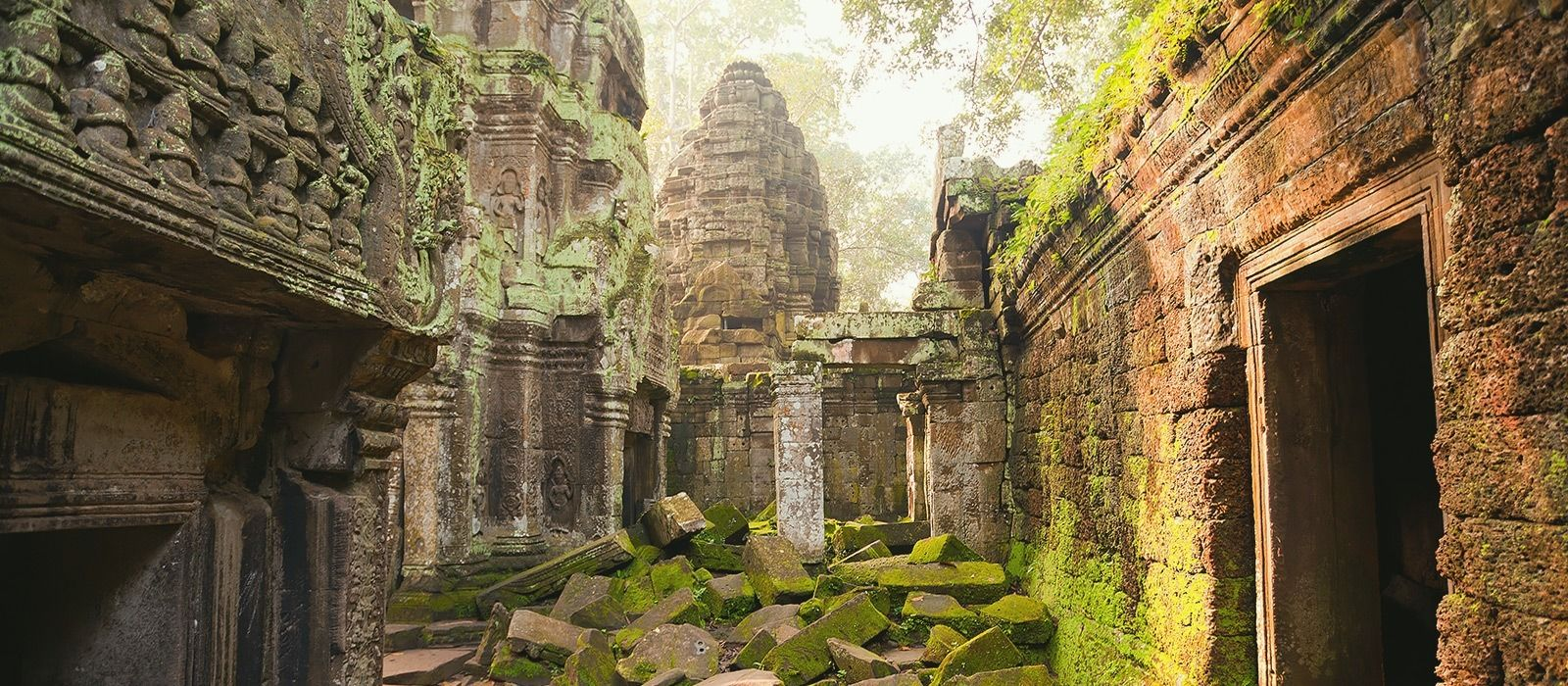 Ancient Wonders of Cambodia and Laos Tour Trip 1