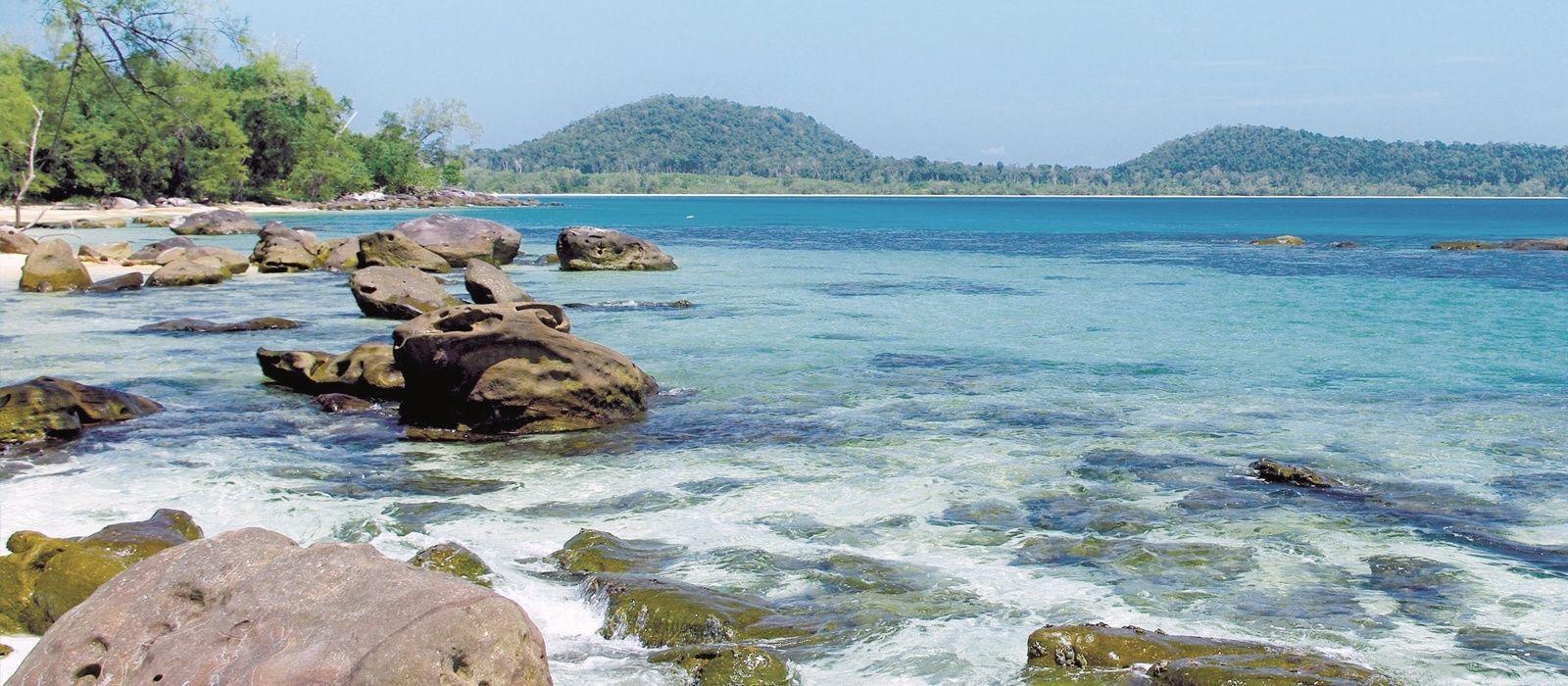 Destination Sihanoukville Cambodia