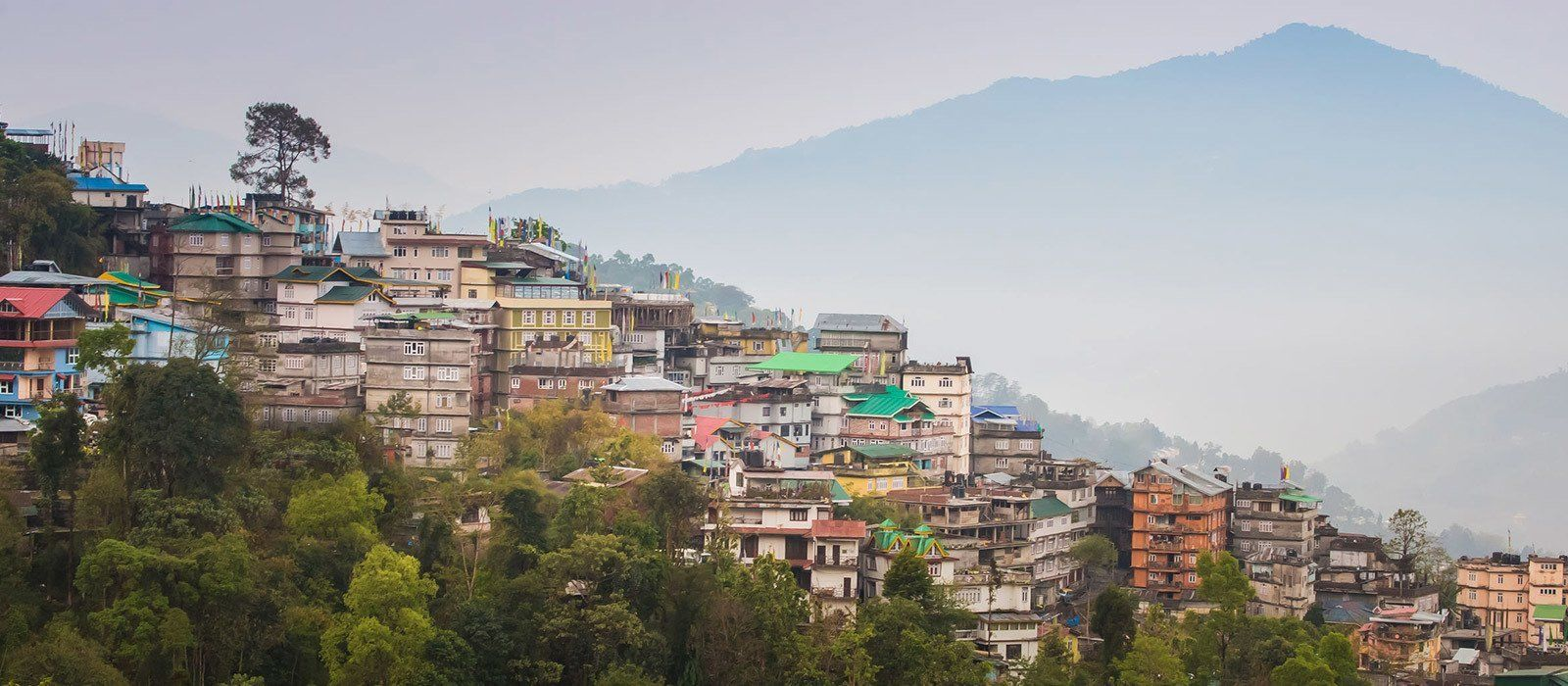 Destination Gangtok East India
