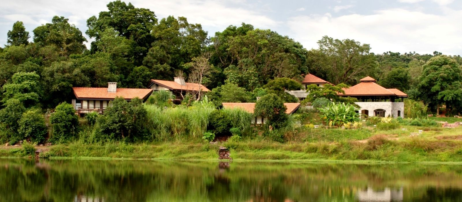Hotel Flameback Lodge Südindien