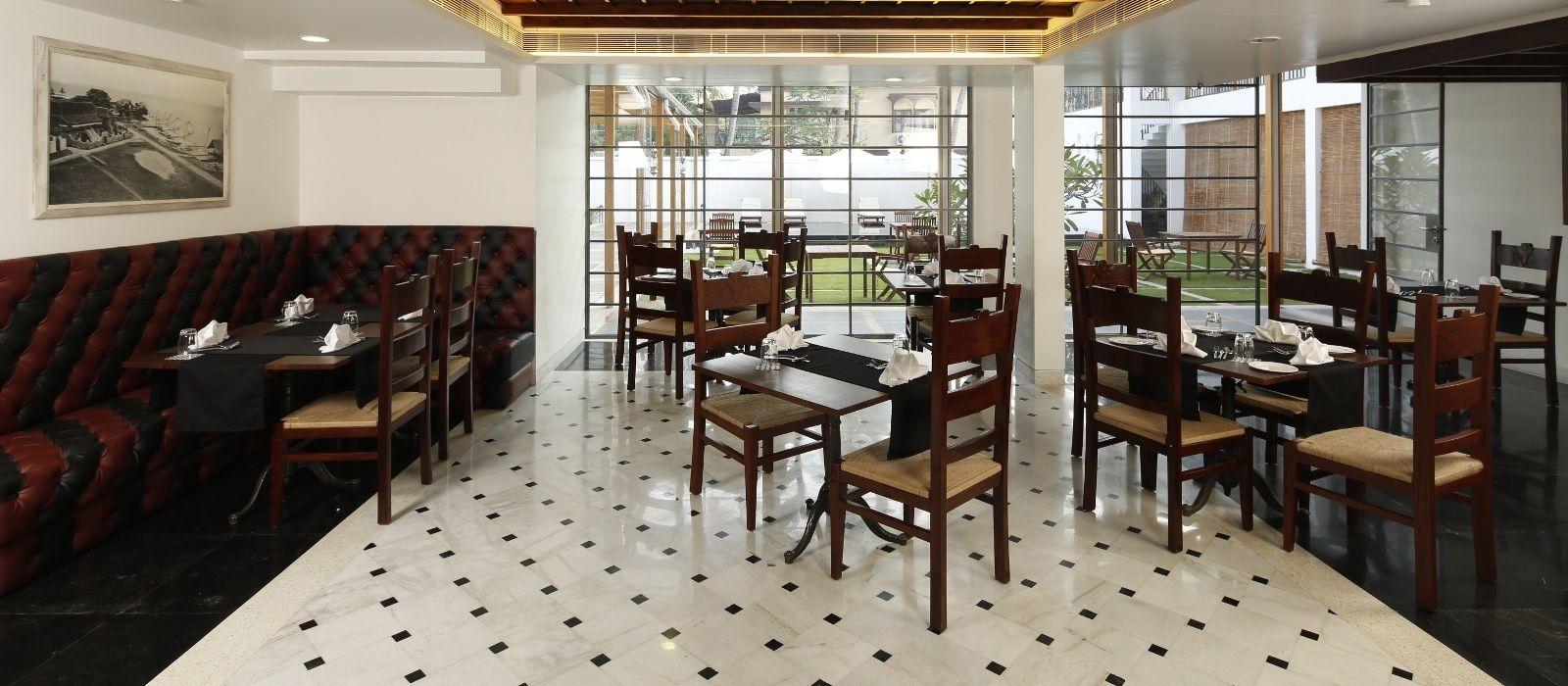 Hotel Eighth Bastion Südindien
