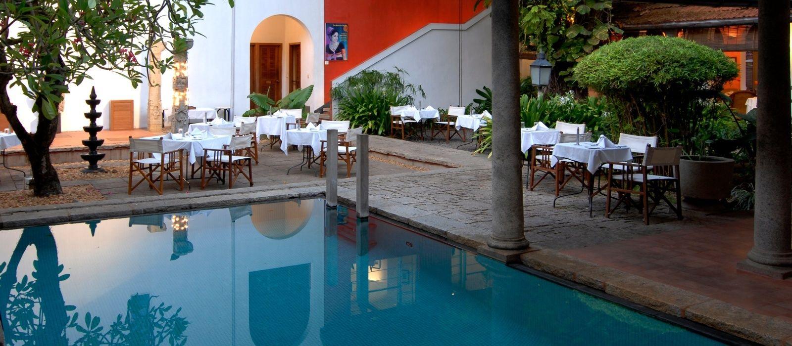 Hotel Malabar House South India