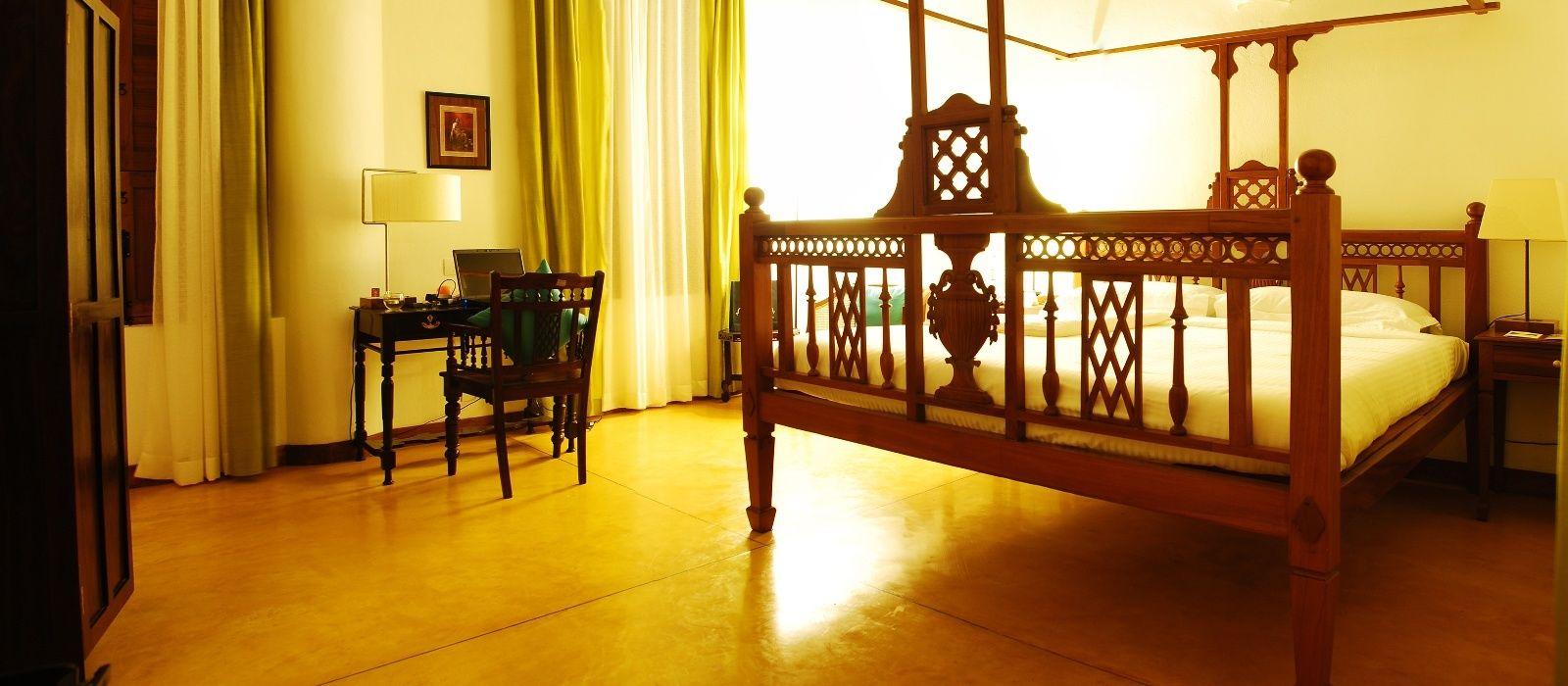 Hotel Maison Perumal South India