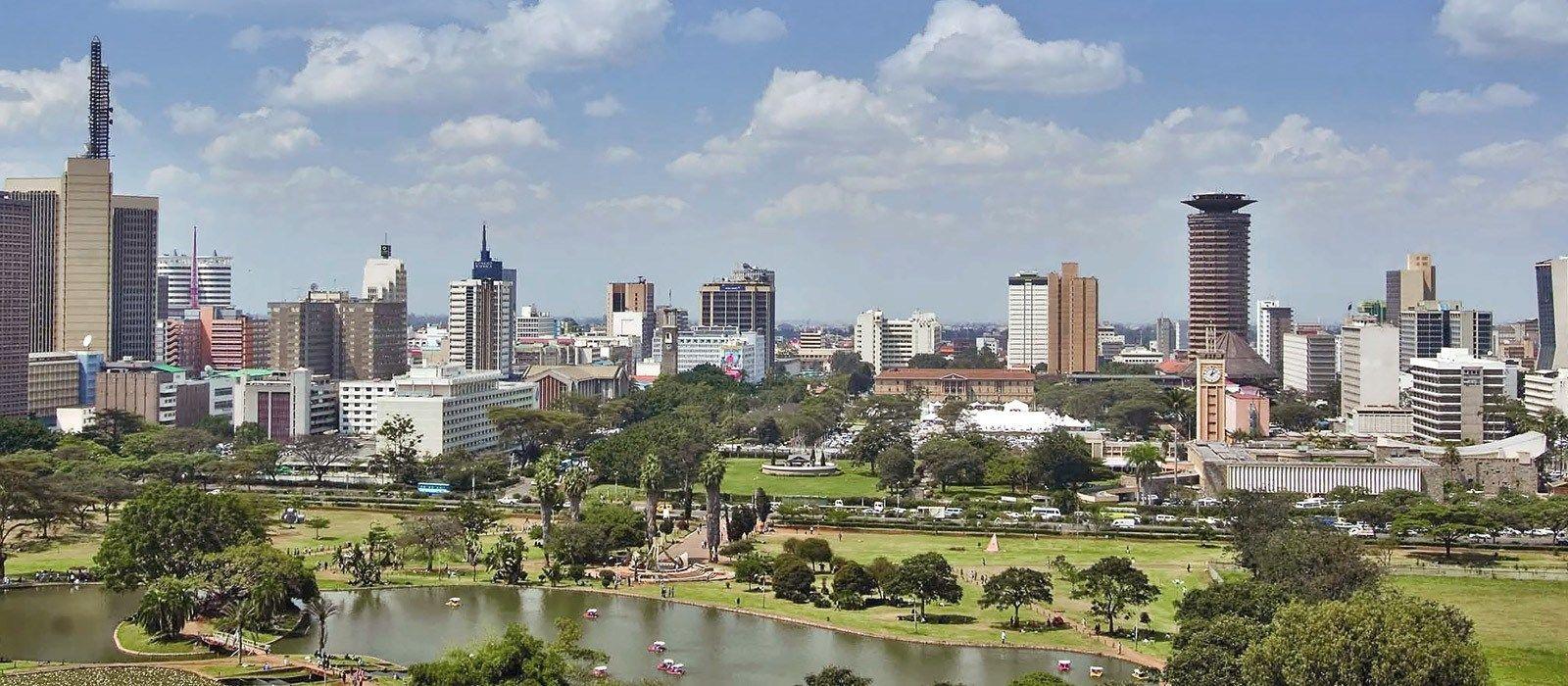 Destination Nairobi Kenya