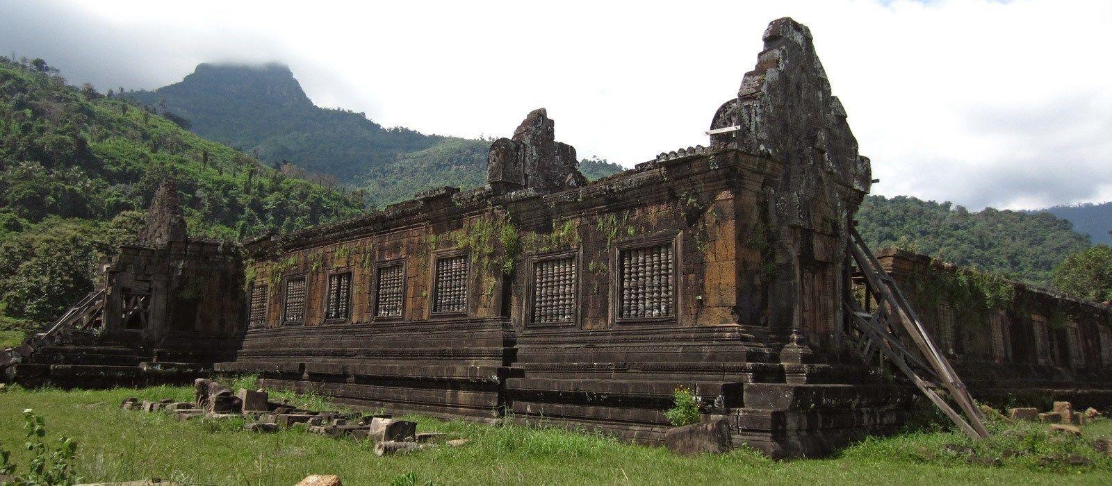 Kulturschätze Südostasiens – Laos und Kambodscha Rundreise Urlaub 3