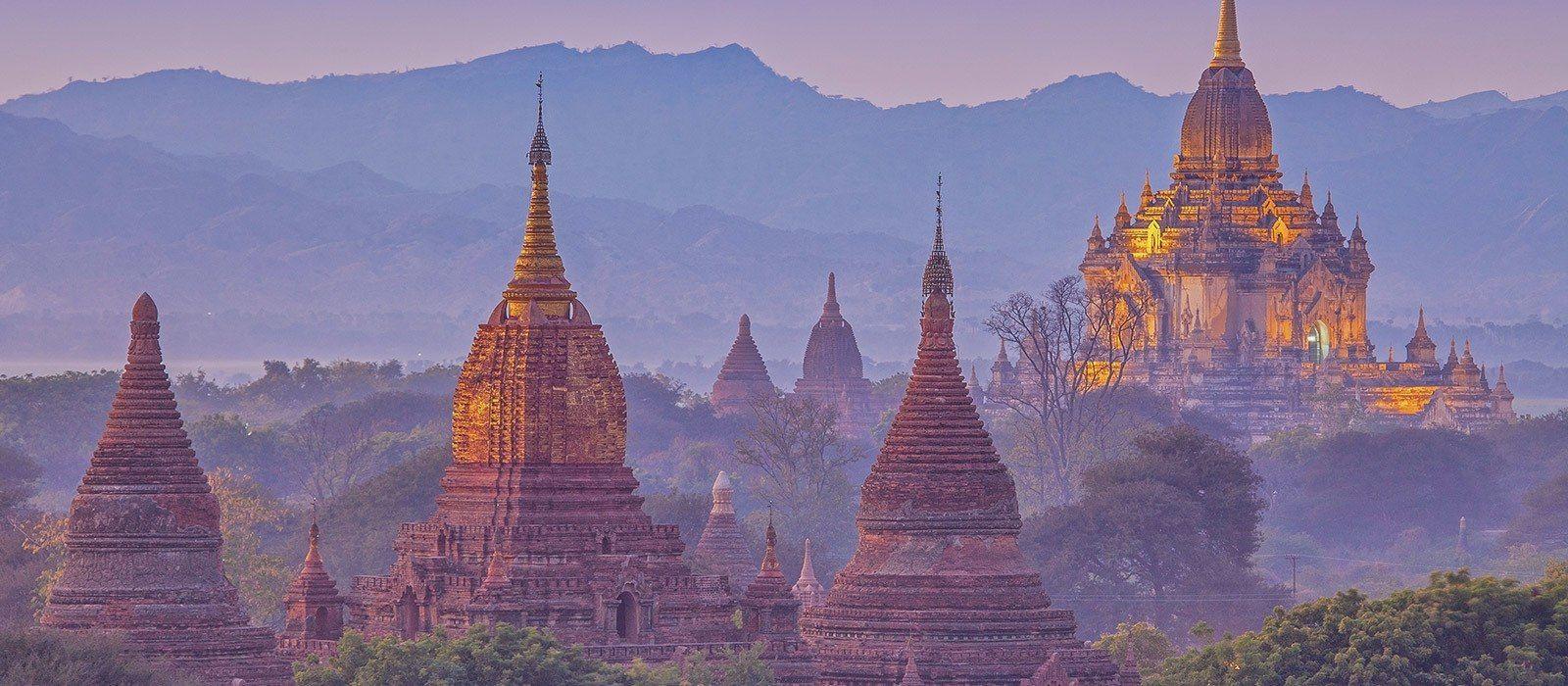 Myanmar Reisen & Rundreisen 1