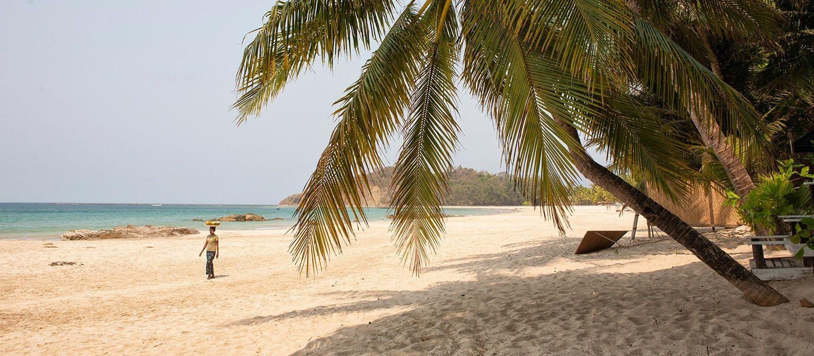 Destination Ngapali Beach Myanmar