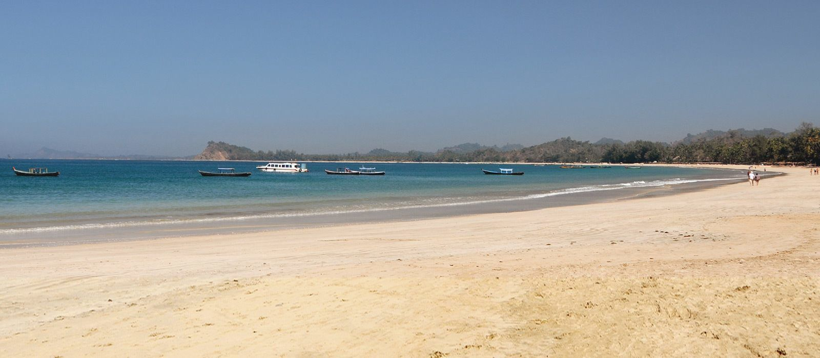 Destination Ngapali Beach Myanmar