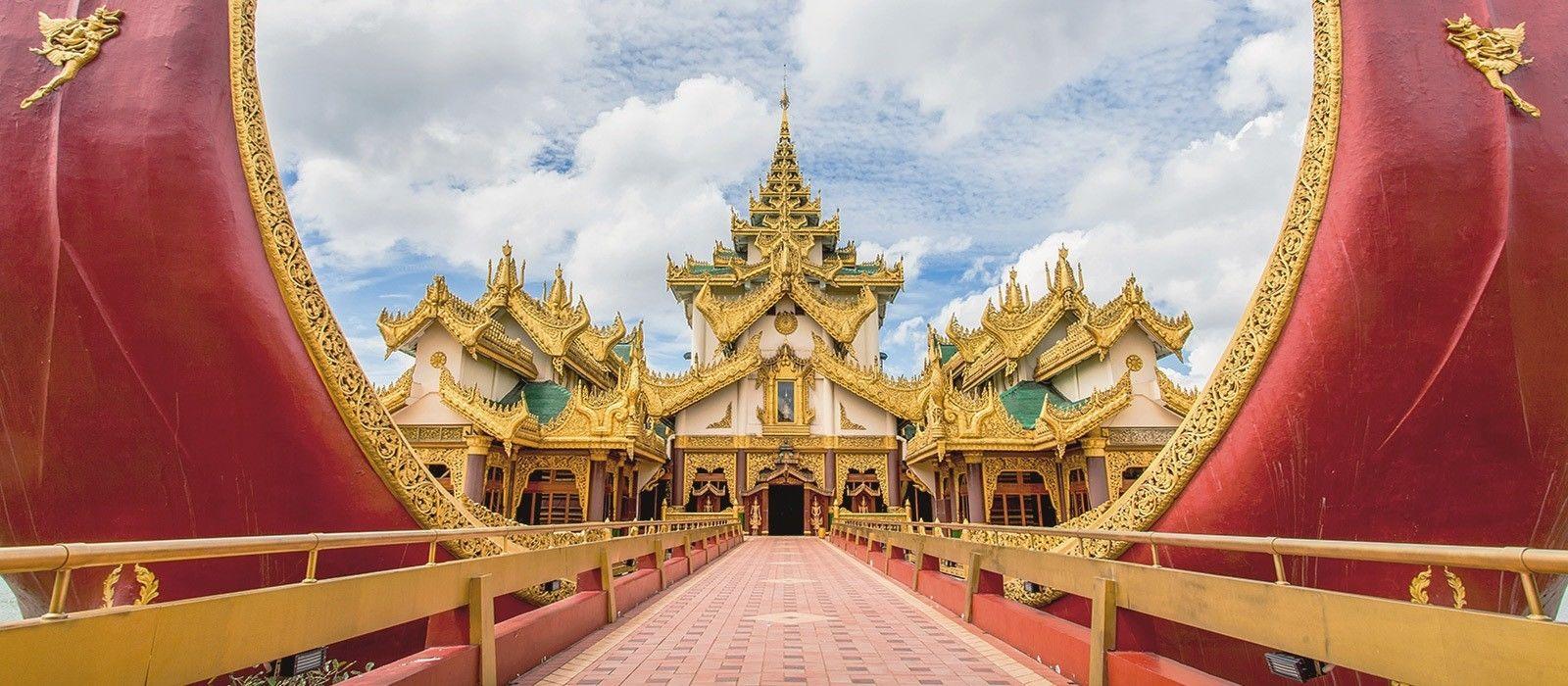 Myanmars unentdeckter Süden Urlaub 1